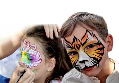 FAcepaint Kids
