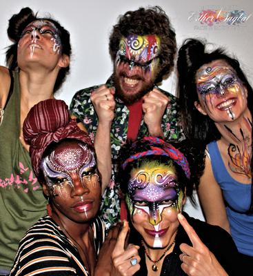Facepaint Adults
