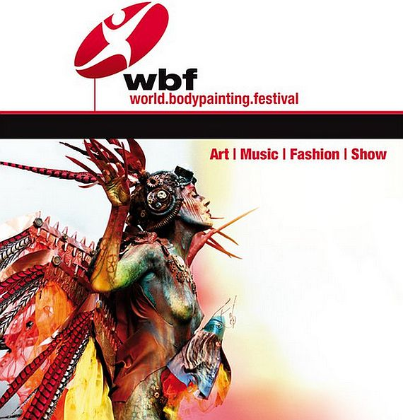 The World Bodypainting Festival 2012